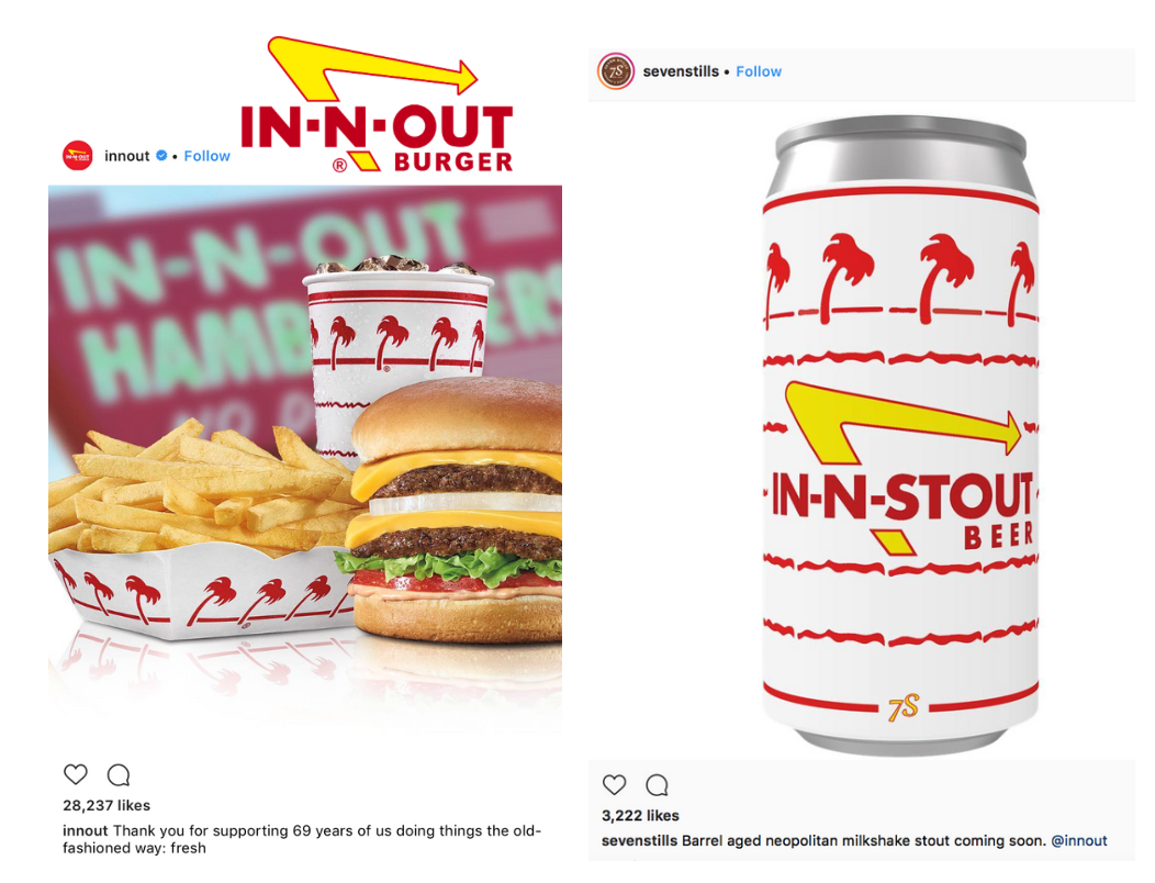 In-N-Out Burger delivers crafty trademark letter to brewery ...